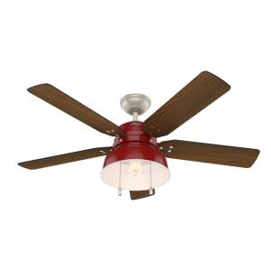 Mill Valley - 52 Inch Ceiling Fan with Light Kit