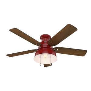 "Mill Valley - 52"" Ceiling Fan with Light Kit"