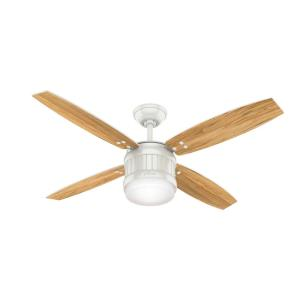"Seahaven - 52"" Ceiling Fan with Light Kit"