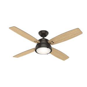 "Wingate - 52"" Ceiling Fan with Light Kit"