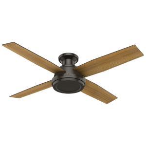 """Dempsey Low Profile - 52"""" Ceiling Fan"""