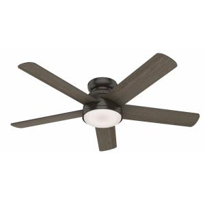 "Romulus - 54"" Ceiling Fan with Light Kit"