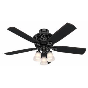 "Promenade - 54"" Ceiling Fan with Light Kit"