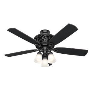 Promenade - 54 Inch Ceiling Fan with Light Kit