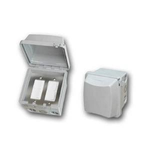 120 Volt Dual Reg Surface Mount and Gang Box Infratech 14 4125 Accessory Patio Heater Regulator