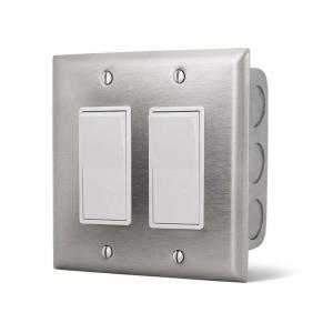 Infratech Dual Simple ON/OFF Switches
