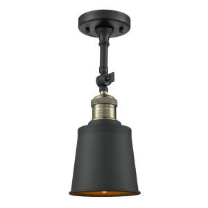 Addison - 13 Inch 3.5W 1 LED Semi-Flush Mount