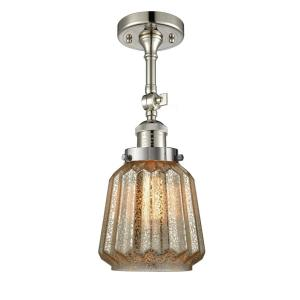 Chatham - One Light Semi-Flush Mount