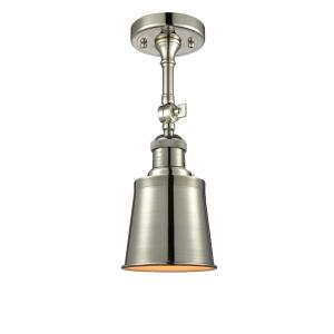 Addison - One Light Semi-Flush Mount