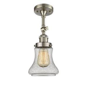 Bellmont - One Light Semi-Flush Mount