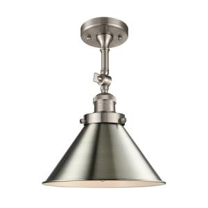 Briarcliff - 13 Inch 3.5W 1 LED Semi-Flush Mount