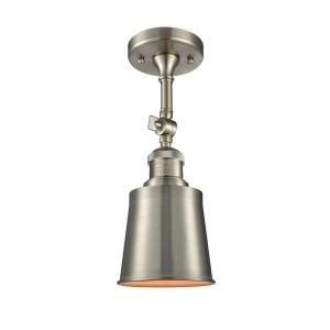Addison - One Light Semi-Flush Mount