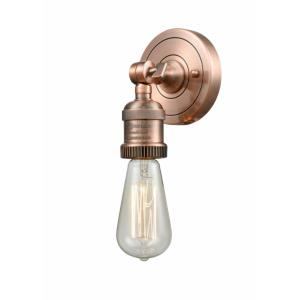 Bare Bulb - 1 Light ADA Wall Sconce