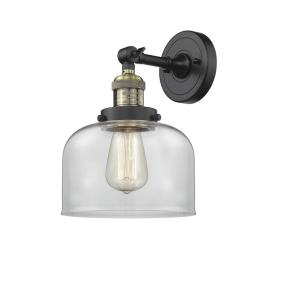 Large Bell - 12 Inch 1 Light Wall Sconce