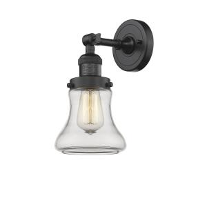 Bellmont-3.5W 1 LED Wall Sconce in Industrial Style-6.5 Inches Wide by 11 Inches High