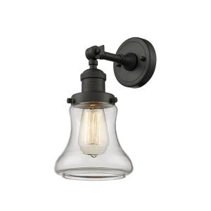 Bellmont-One Light Wall Sconce-6.5 Inches Wide by 11 Inches High