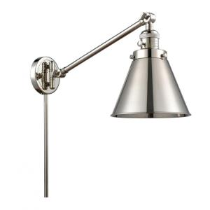 Halophane - 8 Inch 1 Light Wall Sconce