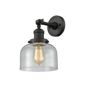Large Cone - One Light Wall Sconce