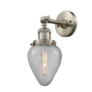 Geneseo-One Light Wall Sconce-6.5 Inches Wide by 14 Inches High