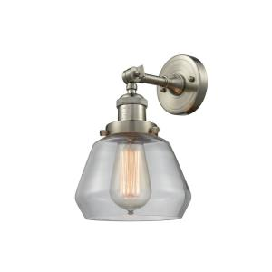 Fulton - One Light Wall Sconce