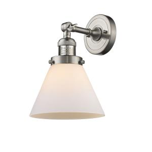 Large Cone - 10 Inch 3.5W 1 LED Wall Sconce