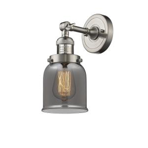 Small Bell - 5 Inch 3.5W 1 LED Wall Sconce