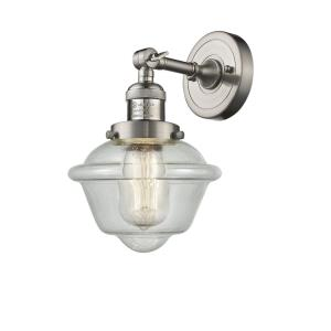 Small Oxford - 12 Inch 3.5W 1 LED Wall Sconce