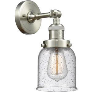 Small Bell - One Light Wall Sconce