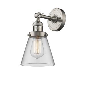 Small Cone - 10 Inch 3.5W 1 LED Wall Sconce