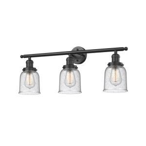 Small Bell - Three Light Wall Bracket
