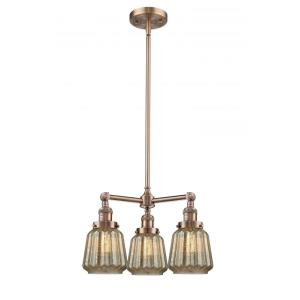 Chatham - Three Light Adjustable Chandelier