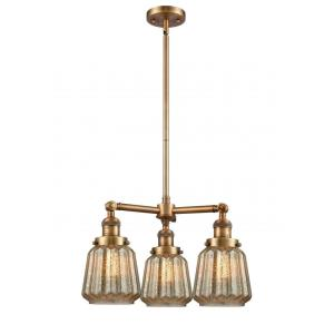 Chatham - Three Light Adjustable Chandelier