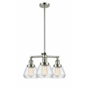 Fulton - 22 Inch 10.5W 3 LED Chandelier