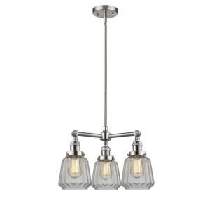 Chatham - 24 Inch 10.5W 3 LED Chandelier