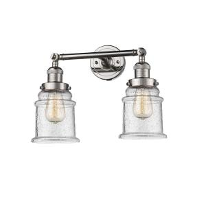 Canton - Two Light Adjustable Wall Sconce