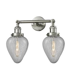 Geneseo - Two Light Adjustable Wall Sconce