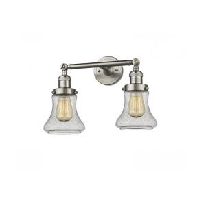 Bellmont - Two Light Adjustable Wall Sconce