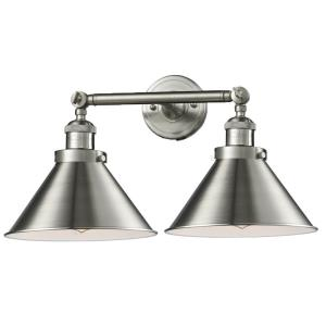 Briarcliff - Two Light Adjustable Wall Sconce
