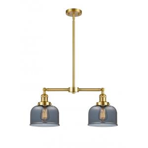 X-Large Bell - 21 Inch 7W 2 LED Chandelier