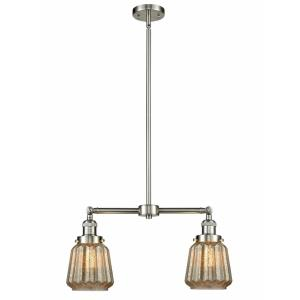 Chatham - 21 Inch 7W 2 LED Chandelier
