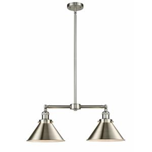 Briarcliff - 21 Inch 7W 2 LED Chandelier