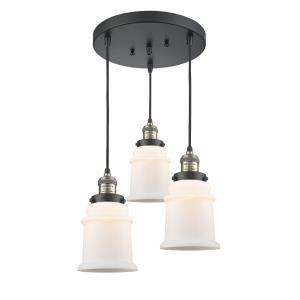 Canton - 3 Light Multi-Pendant