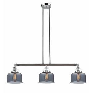 Large Bell - 40.5 Inch 10.5W 3 LED Island