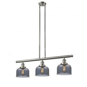 X-Large Bell - 42 Inch 3 Light Island