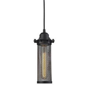 Quincy Hall - One Light T Pendant