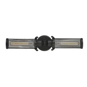 Quincy Hall - Two Light T Bowtie Wall Sconce
