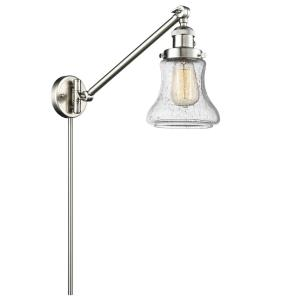 Bellmont - Four Light Adjustable Swing Arm Portable Wall Sconce