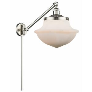 Large Oxford - 1 Light Swing Arm Wall Mount