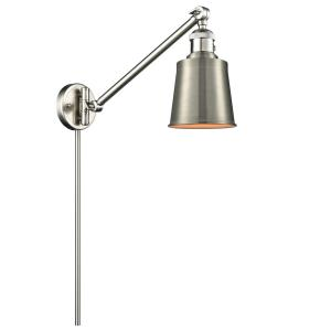 Addison - One Light Adjustable Swing Arm Portable Wall Sconce