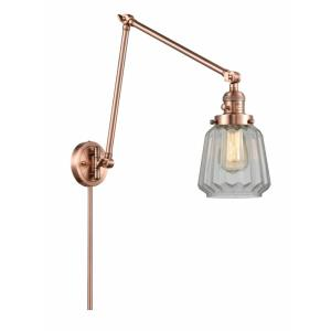 Chatham - 30 Inch 1 Light Swing Arm Wall Mount